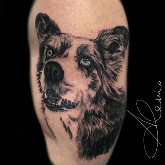 Tattoo by Alessio