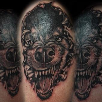 Tattoo by Simona